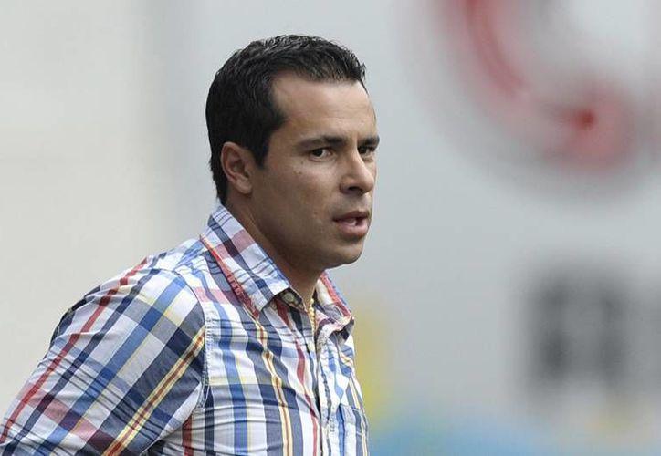 Enrique Meza hijo 'Ojitos' tendrá una nueva aventura como entrenador en el balompié tico. (nacion.com/Foto de archivo)