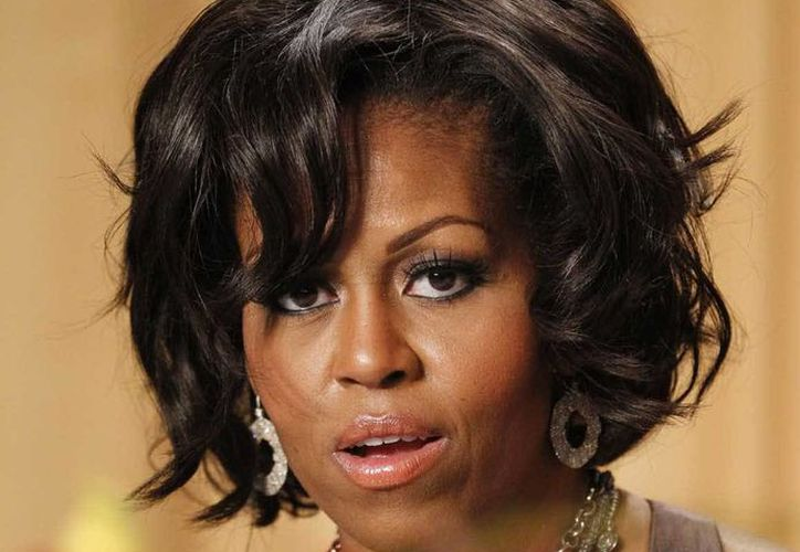 Michelle Obama es parte de las celebridades que ha maquillado. (Archivo/Agencias)
