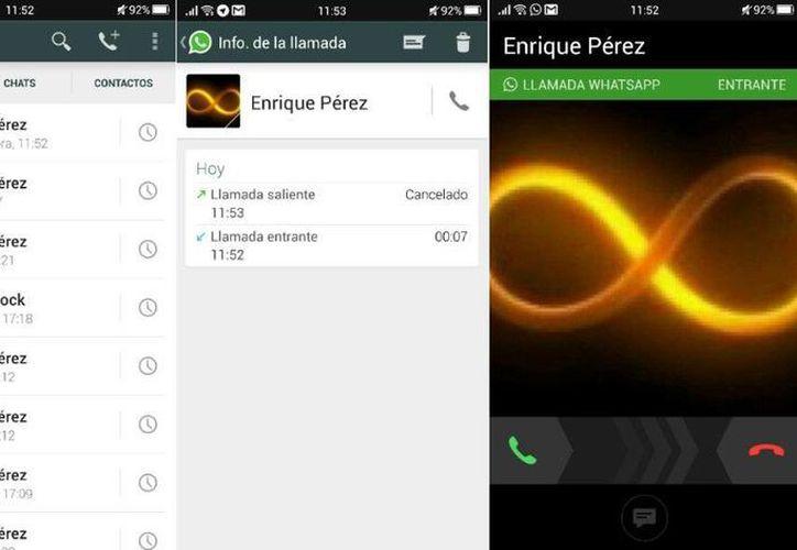WhatsApp reactiva la función de llamadas por invitación