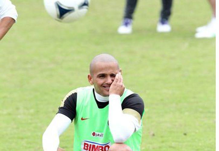 De recuperarse, Suazo podría jugar este domingo. (Foto: Agencias)