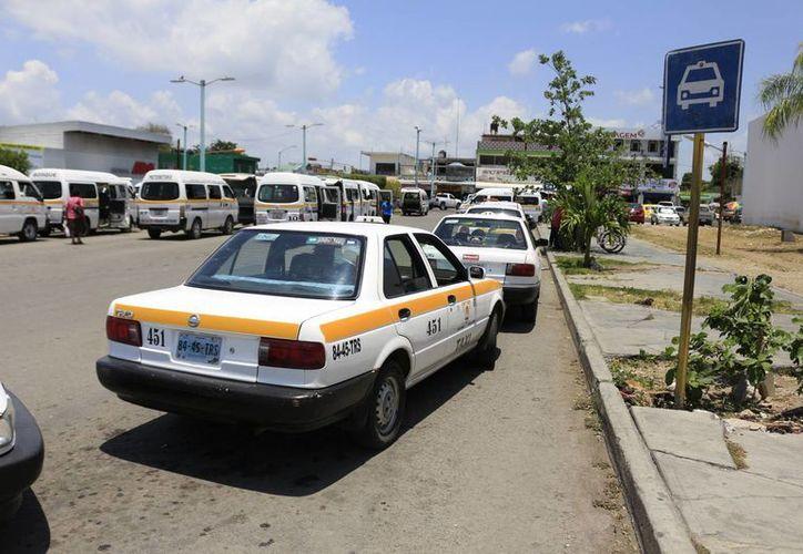 Las patrullas dejarán de acosar a los operadores para que paguen la cuota. (Archivo/SIPSE)