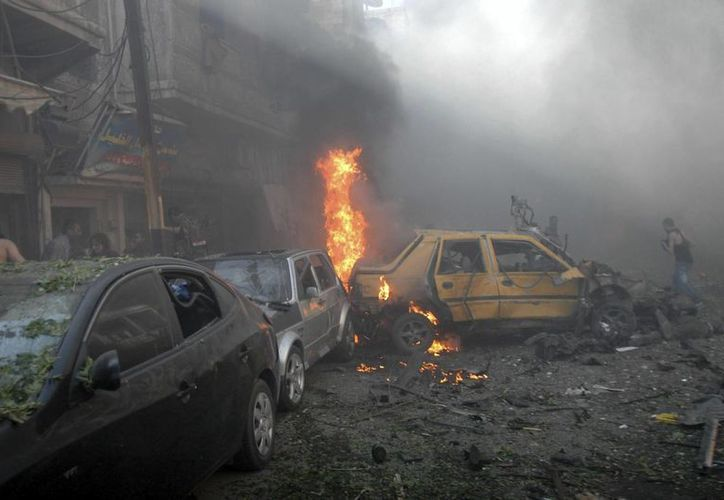 Hasta el momento unos siete mil yihadistas han muerto por ataques de la coalición internacional. (EFE)