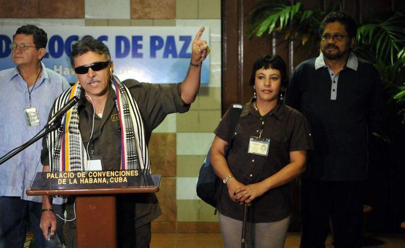 Los líderes de las FARC admitieron que hubo 'poco acuerdo'. (EFE)