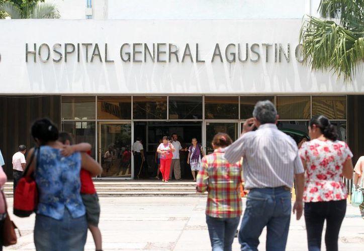 Por su infraestructura y la preparación de sus médicos, los hospitales de Yucatán atienden cada año a alrededor de 35 mil personas de otros estados. (Amílcar Rodríguez/Milenio Novedades)