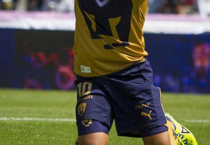 El futbol ofensivo del cuadro auriazul se estancó luego de la expulsión de su defensa Marco Antonio Palacios. Gallos Blancos no desperdició la oportunidad. (Archivo Notimex)