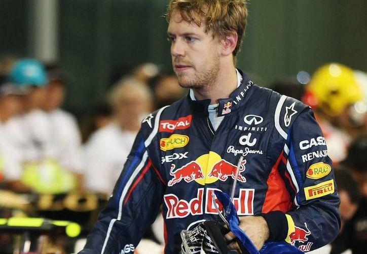 Vettel es primero en la clasificación de pilotos, por sobre Alonso. (www.f1tornello.com/Archivo)