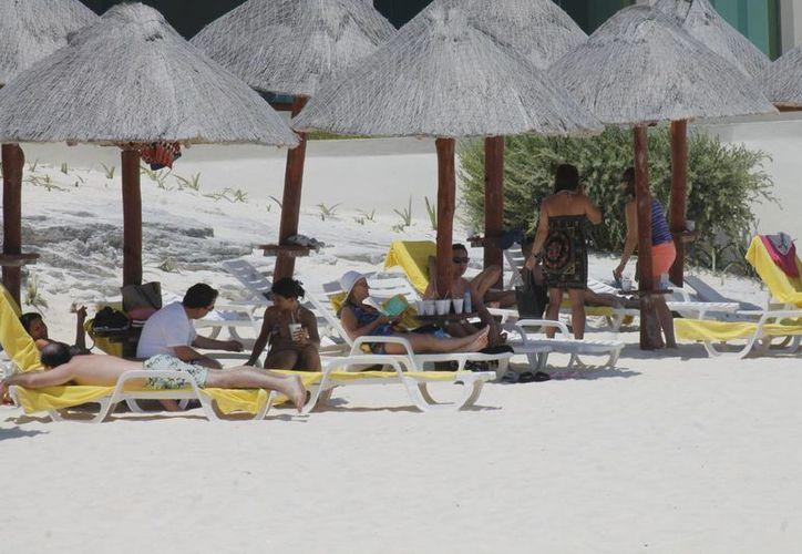 La presencia de españoles en Quintana Roo no disminuirá. (Jesús Tijerina/SIPSE)