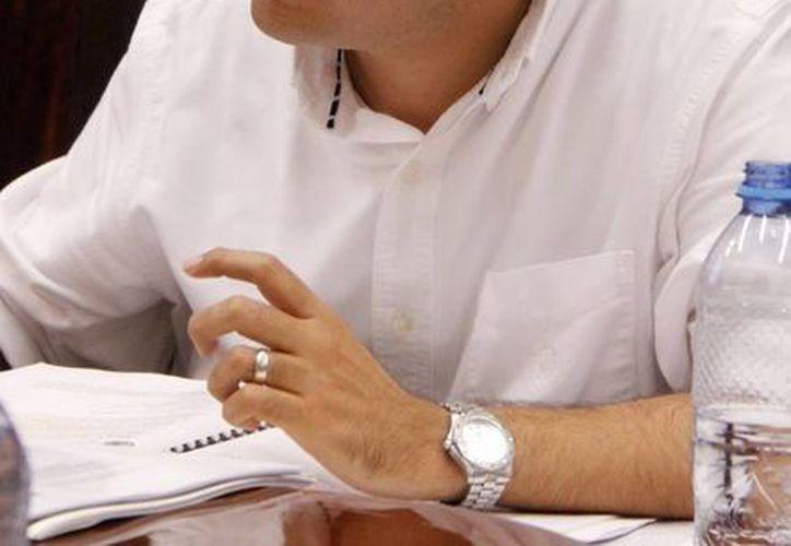 Rubén Segura Pérez dijo ayer que los incendios y explosiones son serios llamados de atención a la autoridad municipal. (Milenio Novedades)