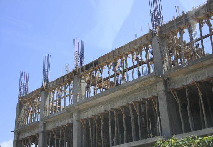 Los accidentes se han precentado con mayor incidencia en construcciones de Cancún y Playa del Carmen. (Redacción/SIPSE)