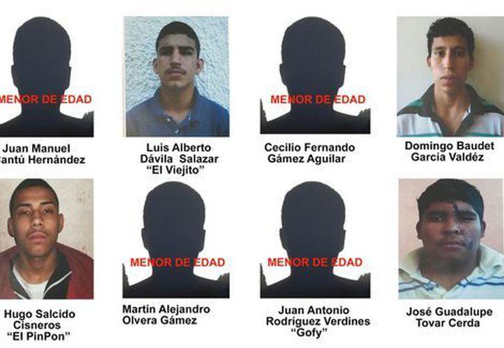 Fueron ocho los internos que escaparon del Tutelar de Güémez. (@VoceriaSegTAM).