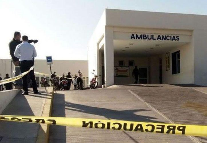 Hasta el Hospital General de Salvatierra llegó un grupo de hombres armados a rematar a un hombre herido. (Foto: Hoy Estado)
