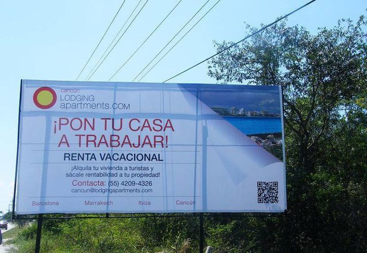 La Asociación de Hoteles de la Riviera Maya consideró que es necesaria una observación por la posible falta de reglamentos. (Octavio Martínez/SIPSE)