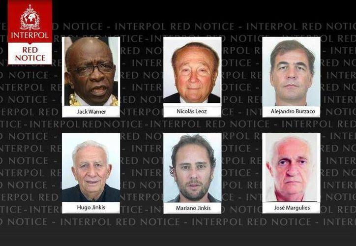 Entre los directivos que son buscados por la interpol, destacan los nombres de Jack Warner, exvicepresidente de la FIFA y el paraguayo Nicolás Leoz, exmiembro del comité ejecutivo. (Efe)