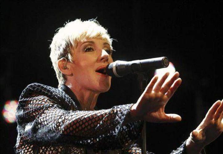 La cantante Ana Torroja, será juzgada en abril en Palma de Mallorca por presunta evasión fiscal cometida en 2006 y 2007. (Facebook/Ana Torroja)