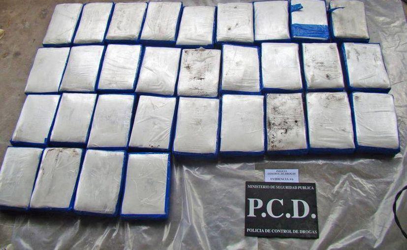 Puerto Rico es uno de los territorios caribeños que ha registrado un incremento de violencia derivado del tráfico de cocaína. (Archivo/SIPSE)