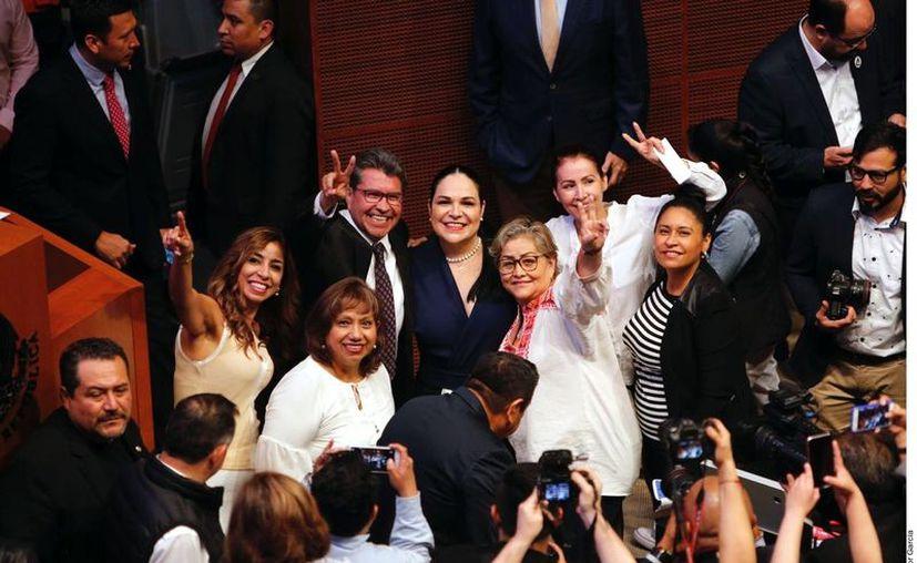 Durante el proceso Martí Batres reportó anomalías. (Foto: Reforma)