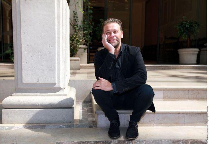 Federico, personaje de Bernal en Capadocia, encontrará en sí mismo su implacable verdugo. (Agencia Reforma)