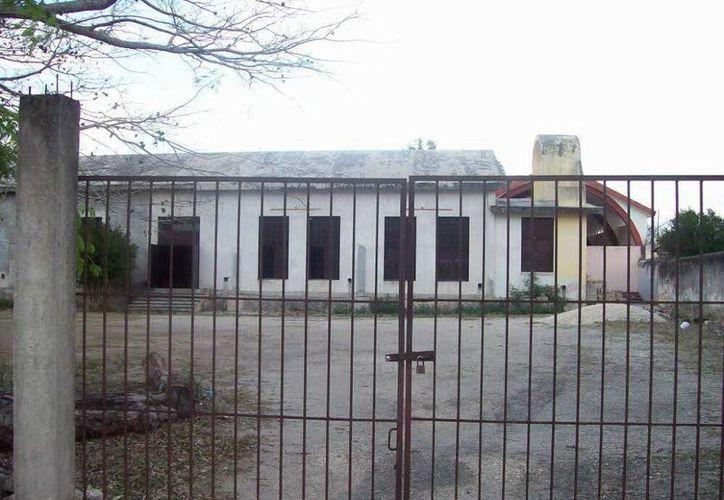 Así lucía la fachada de la Casa de la Cristiandad en 2008. (Jorge Moreno/SIPSE)