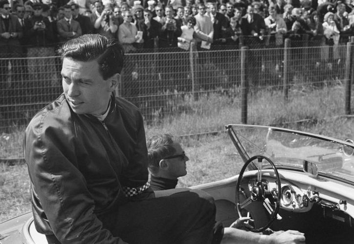 Jim Clark, de Escocia, es el máximo ganador del Gran Premio de F1 en México, con 3 títulos. (redbull.com)