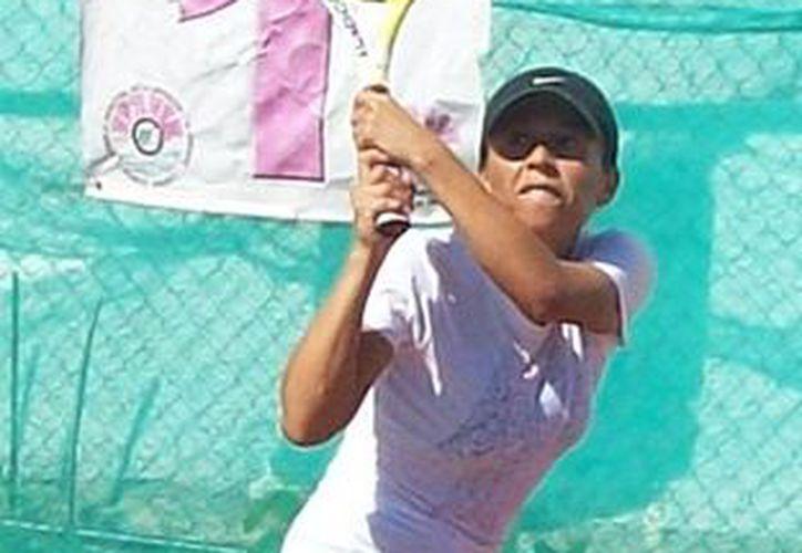 Vicky Durán logra su primera victoria y es una de las favoritas para llevarse el título. (Raúl Caballero/SIPSE)