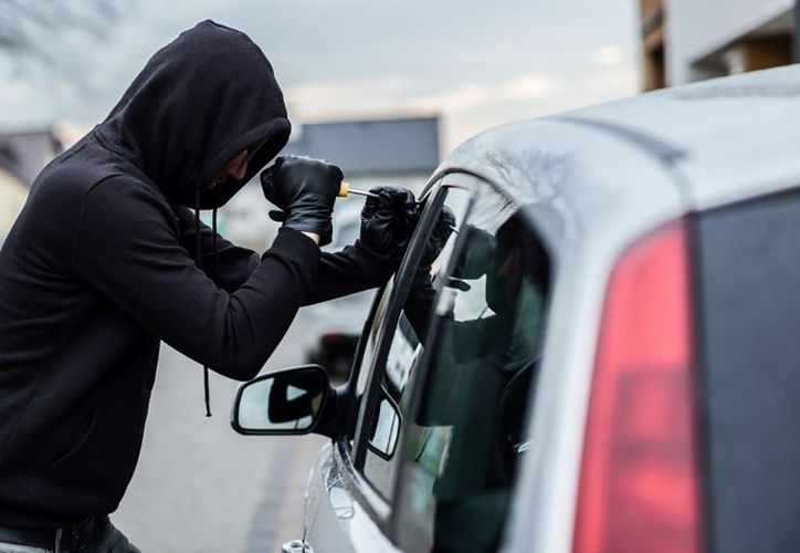 El robo de autos en México durante el 2017 aumentó el 27.2% respecto al año anterior. (Foto: El Heraldo de México)