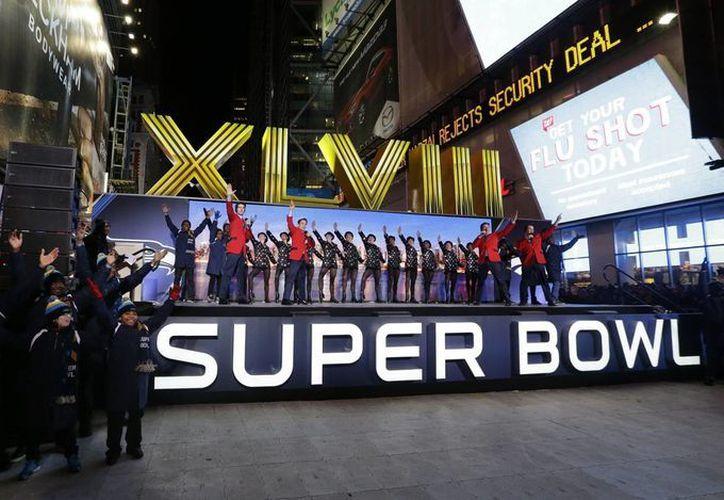 El costo comercial del Super Bowl ha cambiado una enormidad desde 1967, cuando se cobraron 42 mil dólares en tiempos en que Green Bay fue el ganador. (Agencias)