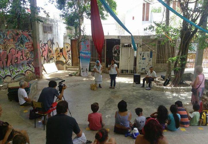 El Programa Nacional de Salas de Lectura que tan sólo en Quintana Roo suma más de 70 salas activas. (Foto: Redacción/SIPSE)