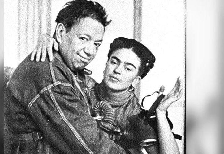 Diego Rivera y Frida Kahlo, son dos personajes asociados a México, al arte y sobre todo, al amor. (Foto: de10.com.mx)