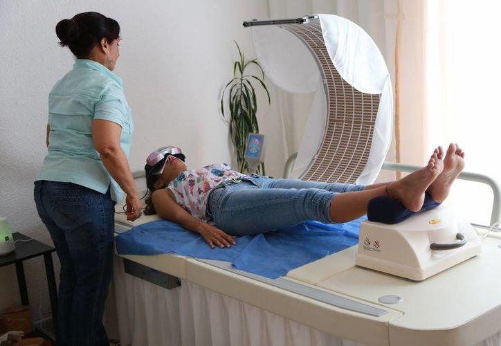 Durante el evento se darán a conocer algunas terapias. (Luis Soto/SIPSE)