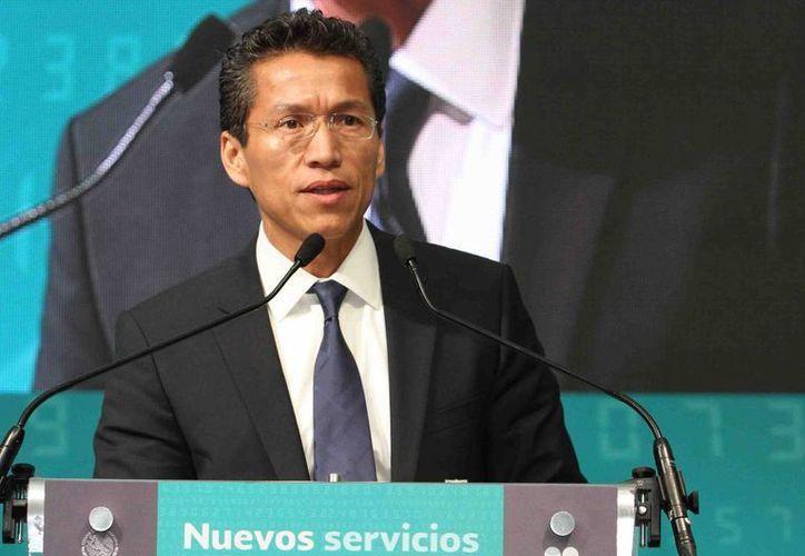 El jefe del SAT, Aristóteles Núñez Sánchez, dijo que en breve dará a conocer las acciones que tomarán en contra de los contribuyentes incumplidos. (Archivo/Notimex)