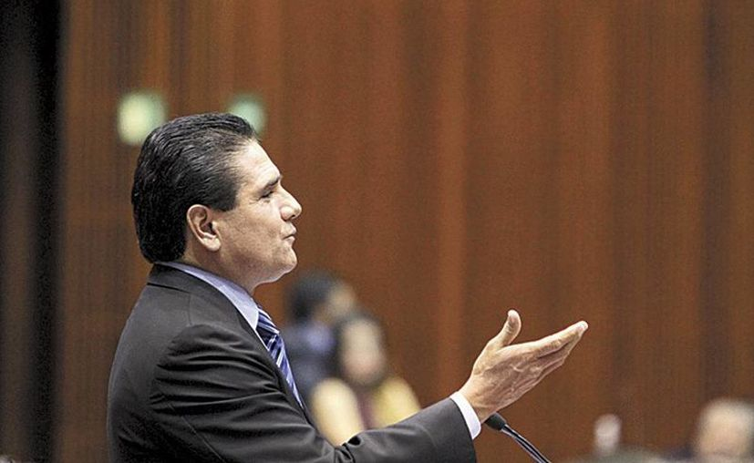El perredista Silvano Aureoles, presidente de la Junta de Coordinación Política afirma que será un período muy 'pesado'. (Milenio)