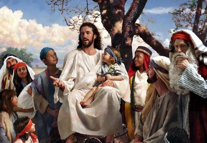 Jesús está realmente presente bajo las especies del pan y del vino, como él mismo nos asegura. (imagenzac.com.mx)