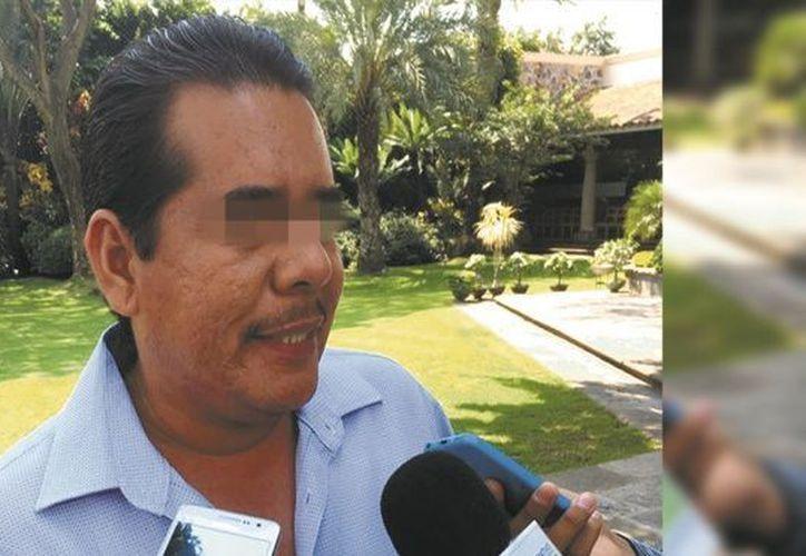 El detenido es sobrino de Alfonso Miranda Gallegos, arrestado hace unas semanas por la Policía Federal. (El Debate)