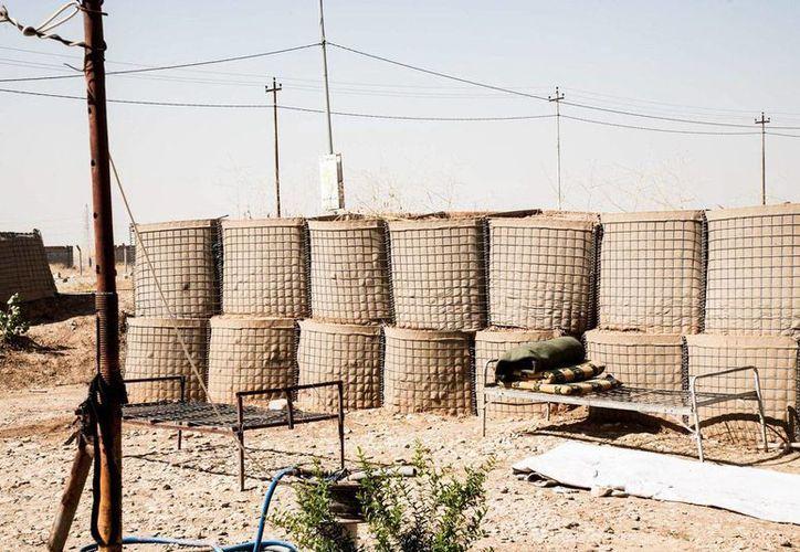 Imagen de contexto. El material radiactivo que fue robado en la ciudad de Basora, fue encontrado cerca de una gasolinera en la localidad de Zubair. (Notimex)