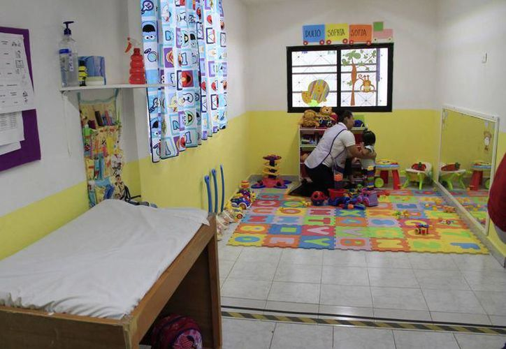A las estancias no están acudiendo los padres de familia con sus hijos. (Archivo/Sipse)