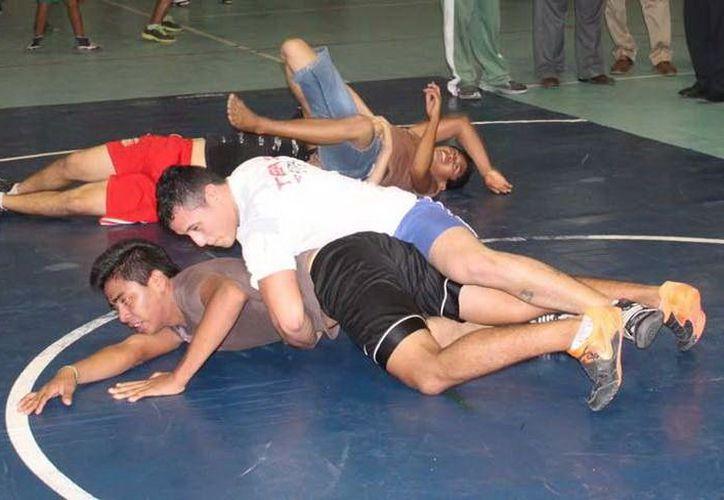 Los deportistas yucatecos se preparan para las Olimpiadas nacionales del año que viene. (SIPSE)