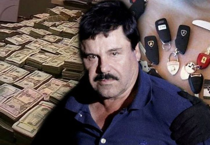 Joaquín Guzmán, no tiene dinero ni propiedades ni inversiones. Su patrimonio parece haberse esfumado. (Foto: Internet)