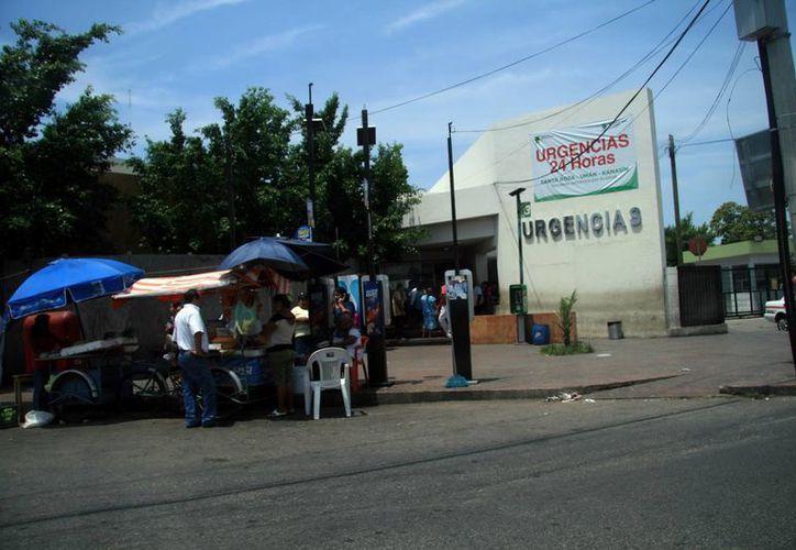 Edil del PRI señala que ambulantes del centro buscaron otros sitios para seguir en la informalidad.  (José Acosta/SIPSE)