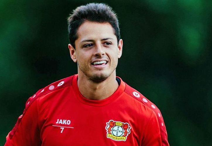 El delantero azteca suma 10 anotaciones con el Bayer Leverkusen. (Bundesliga).