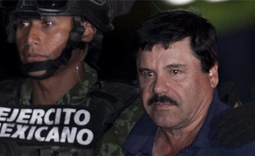 El abogado señaló que por un precio justo El Chapo estaría dispuesto a dar información para un mejor proyecto televisivo. (Agencias/Archivo)