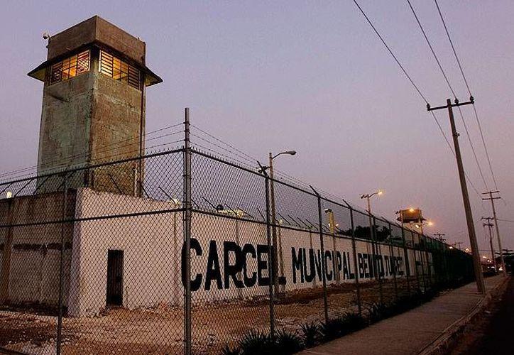 La mitad de las solicitudes a Derechos Humanos provino de los internos de la cárcel de Cancún.  (Foto de contexto/Internet)