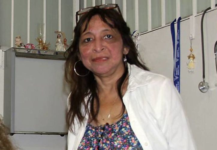 La presidenta de Dona Esperanza, Flor María Santana, dijo que hay más participación de yucatecos en las ferias de la salud y las donaciones. (Archivo/SIPSE)