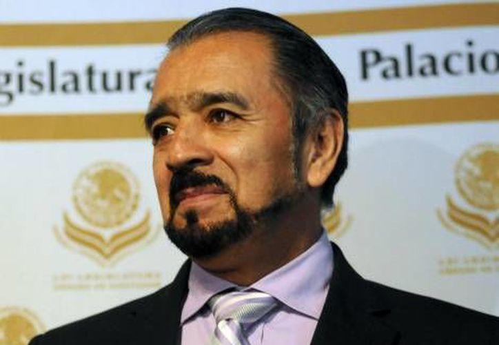 Hernández Juárez: el arresto  es positivo si se enmarca en el combate a la falta de transparencia. (Milenio/Archivo)