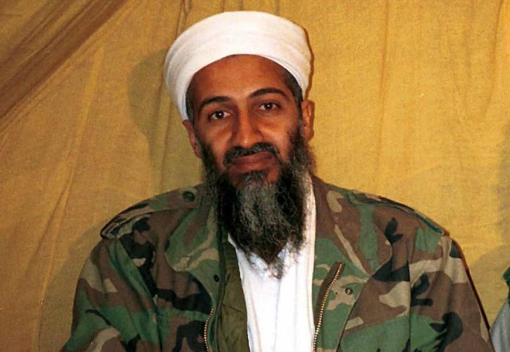 Bin Laden fue abatido por las fuerzas especiales estadunidenses en mayo de 2011, luego de ser descubierto en una vivienda de Pakistán. (Archivo/Agencias)