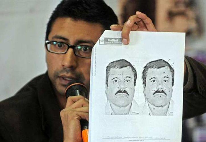 Marco Tulio Lima, jefe de la División Antinarcóticos de la Policía Nacional Civil (PNC) en El Salvador, informó de la alerta en tres países (Excelsior)