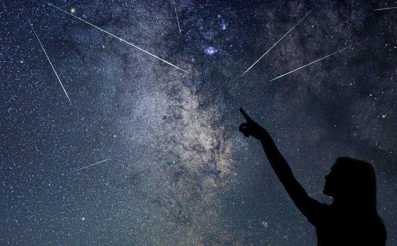 La lluvia de estrellas al alcance de unos pocos — Las Perseidas
