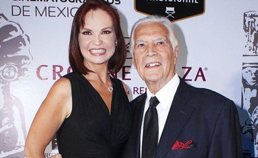 A poco más de tres meses de la muerte de su padre Gustavo Rojo, la actriz Ana Patricia Rojo confesó que le ha costado sobrellevar su ausencia. (Contexto/Internet).