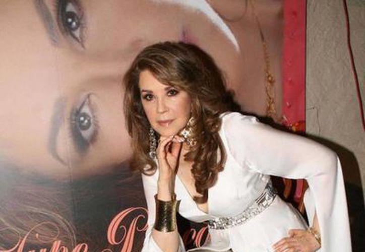Guadalupe Pineda llevará su espectáculo a varias partes de México. (mexico.lainformacion.com/Archivo)