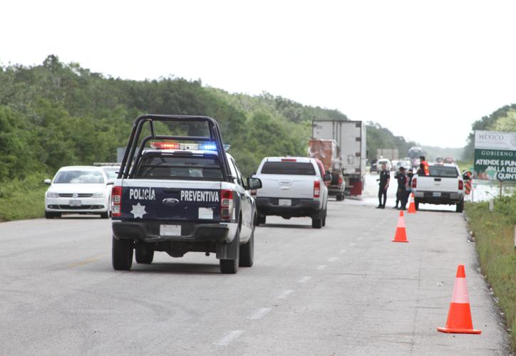 En junio pasado se presentaron severas lluvias, registrándose las mayores afectaciones en el sur del estado. La Coordinación Estatal de Protección Civil busca prevenir hechos similares. (Joel Zamora/SIPSE)