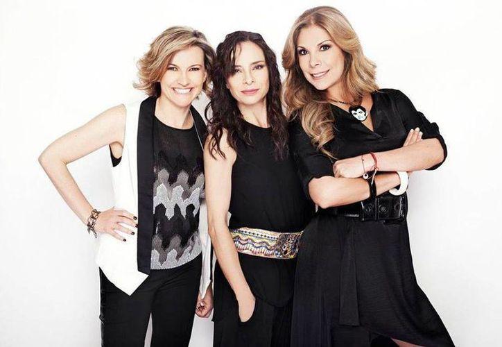 El trío se presentará el 19 de septiembre en el Siglo XXI. (Milenio Novedades)
